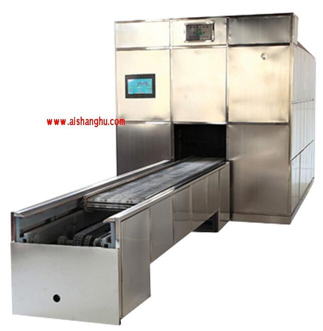 LHP-3型殡仪馆高档智能自动人性化节能环保平板火化机山东玲华