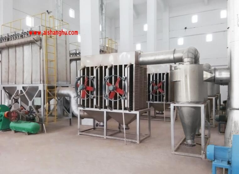 殡葬殡仪馆LHC-4尾气净化处理设备系统山东玲华
