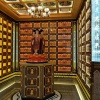 寺庙隐藏式智能化骨灰盒存放架装置高清案例图江西顾特乐