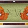 怀念堂豪华型双穴骨灰盒存放柜H-6型设计面板无锡智贤