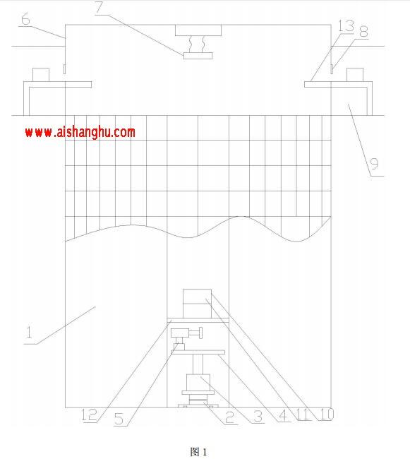 圆塔式骨灰盒寄存架自动祭拜系统技术方案