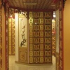 怀念堂骨灰架装修设计案例可定做无锡智贤