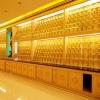 寺庙铝合金牌位架牌位楼可定做尺寸佛教用品无锡智贤