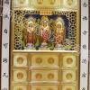铝合金家族式骨灰架样品照片江西仙廷