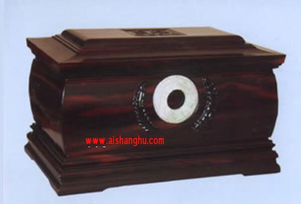 SSD-GHH系列(回归原点)实木骨灰盒圣火牌上海申东