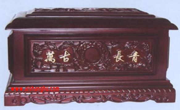 SSD-GHH系列(万古长青)实木骨灰盒圣火牌上海申东