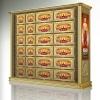 佛乐园(单双穴骨灰盒架面板)箱体ABS阻燃材料仙廷