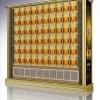 寺院万佛架B型系列整体设计效果图铝合金型材江西仙廷