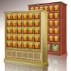 寺庙佛教万佛架D型系列整体设备效果图铝合金型材江西仙廷