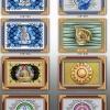 寺庙祠堂单穴骨灰存放架面板设计图XTD-001-032系列