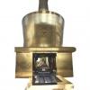 HT-2016型 豪华版藏佛坐式火化塔炉